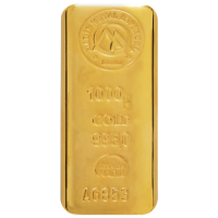 1 Kg Nadir Gold Bar with 995 Purity