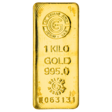 1 Kg Etihad Gold Bar with 995 Purity