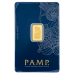 2.5 Gm PAMP Suisse Gold bar 999.9 Purity