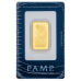 20 Gm PAMP Suisse Gold bar 999.9 Purity